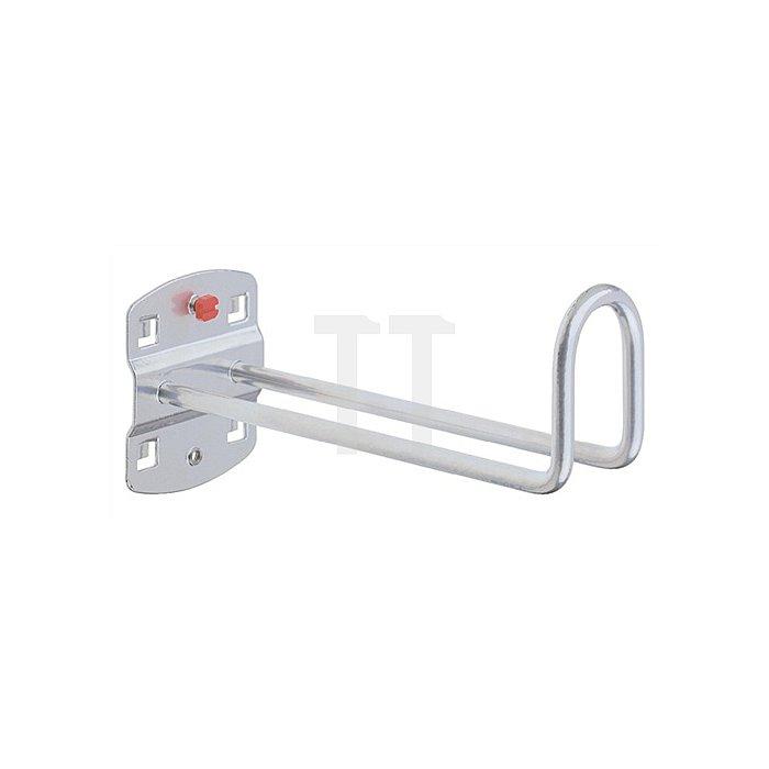 Kabelhalter L.200mm Hakenende H.50mm 2St./VE