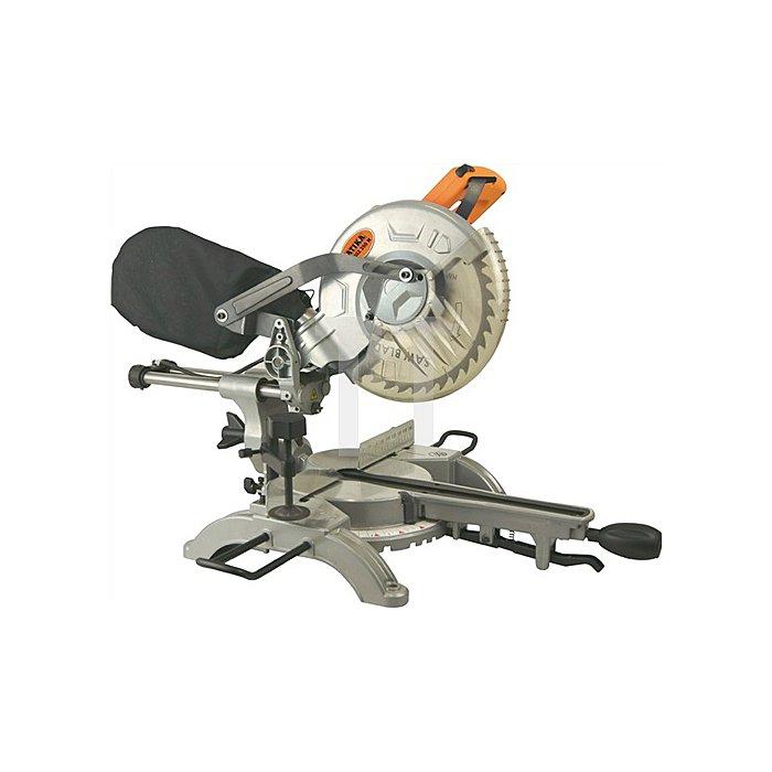 Kapp-/Gehrungssäge KGSZ 250 N 1800W/0-45 Grad/70x310mm/m.Spänefangsack