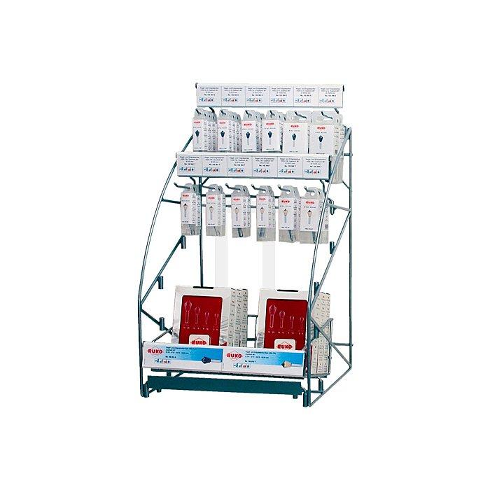 Kegel- und Entgratsenker-Modul mit Querloch 90° HSS Co 5 + HSS-TiN, in Quadro Pack