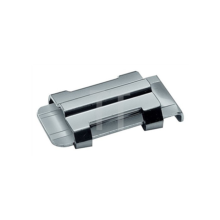 Keilverbinder Klemmbereich bis 40/40mm oder D. 10/8mm verzinkt