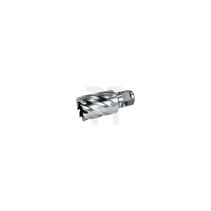 Kernbohrer HSS Co 5 ComPact mit Nitto-Schaft. Ø 19 mm