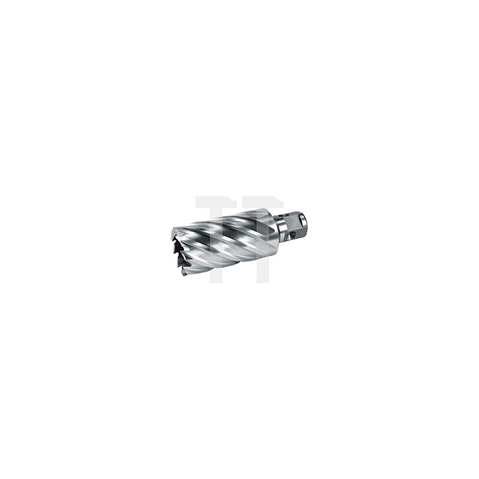 Kernbohrer HSS Co 5 ComPact mit Nitto-Schaft. Ø 23 mm