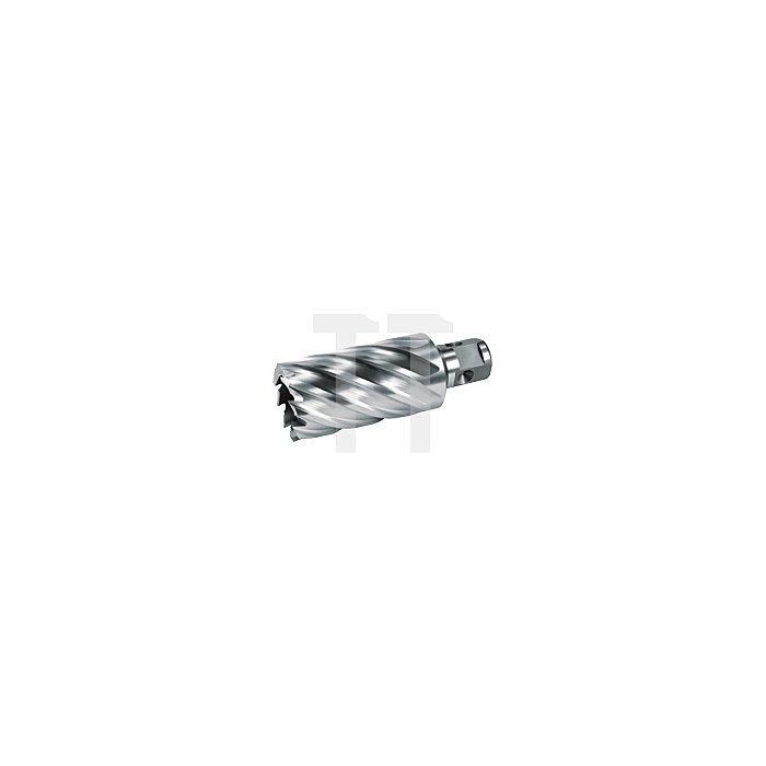 Kernbohrer HSS Co 5 ComPact mit Nitto-Schaft. Ø 50 mm