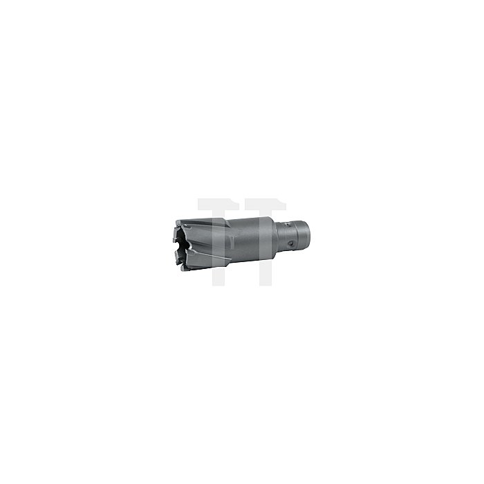 Kernbohrer mit Hartmetallschneiden und Quick IN-Schaft. Ø 70 mm