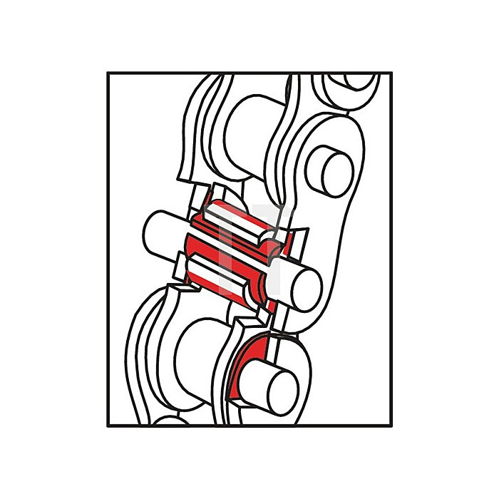 Ketten-Haftschmierstoffspray 500ml transparent OKS 451