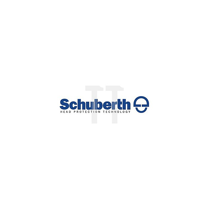 Kinnriemen aus Leder f.Schutzhelme m.Klemmschnalle SCHUBERTH