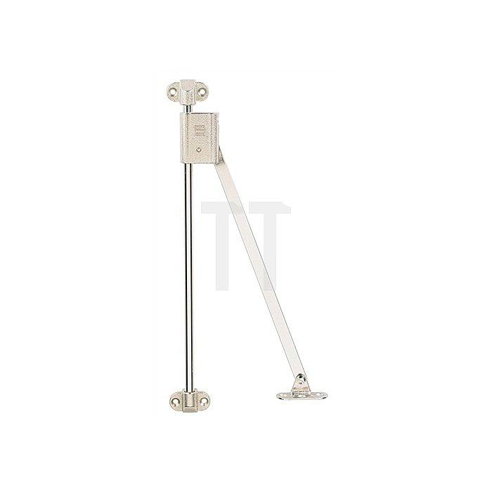 Klappenhalter Klassik D / 016176 lichte H. 450-500mm Stahl / Zinkdruckguss