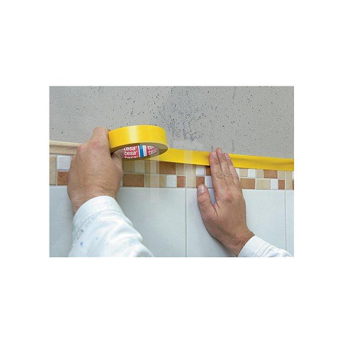 Klebeband NOPI 4172 Länge 33m Breite 50mm gelb tesa