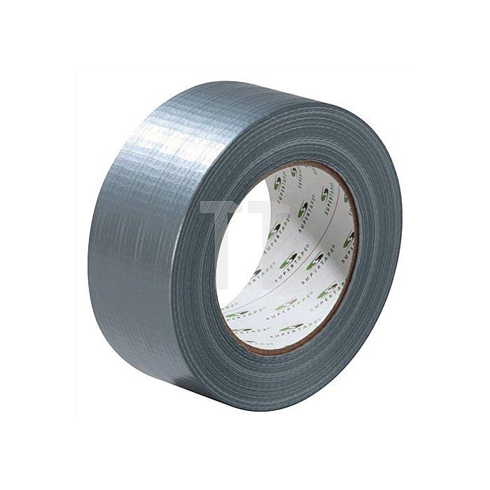 Klebeband Superduct ST201 silver Länge 50m Breite 48mm neutral