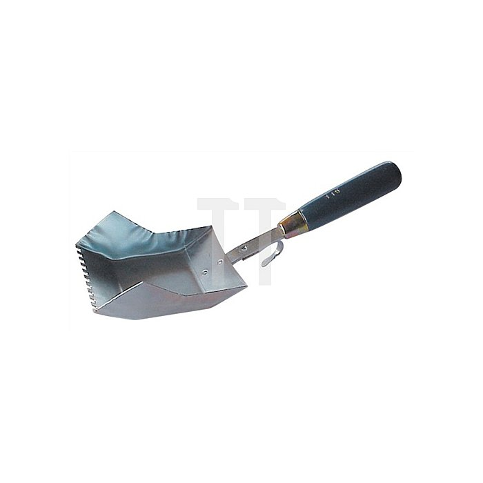 Kleberverteilerkelle B.365mm f.Plansteine/Porenbeton u.Kalksandstein