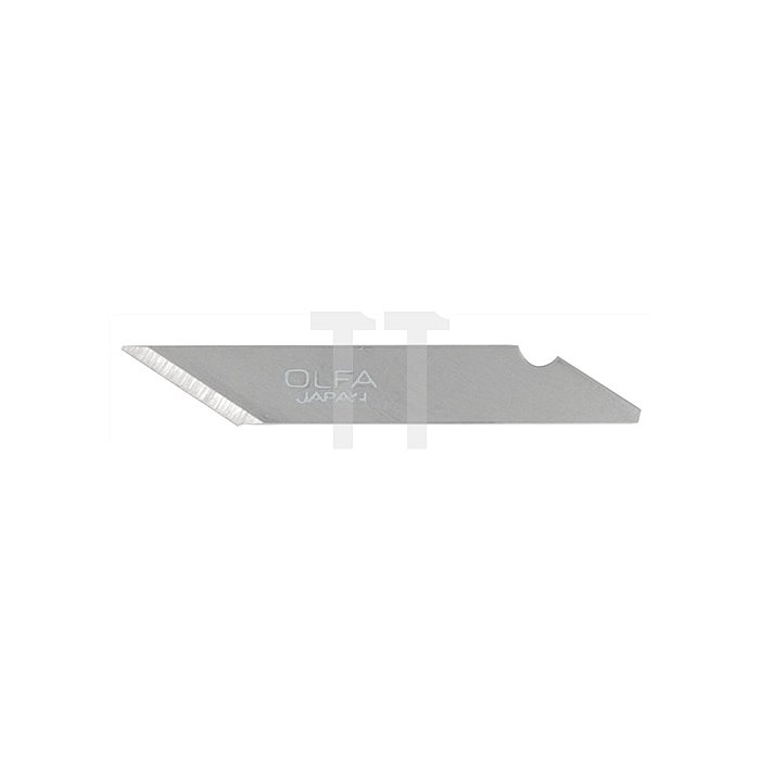 Klinge f.Art.Nr.817743 z.Skalpell 25St./VE OLFA