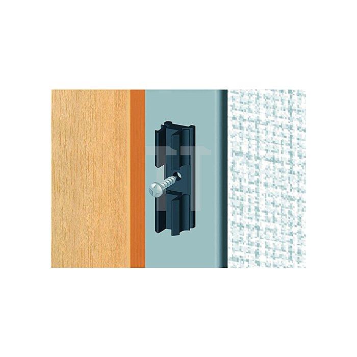 Klip für Bandseiten-Schutzprofil BU-18K