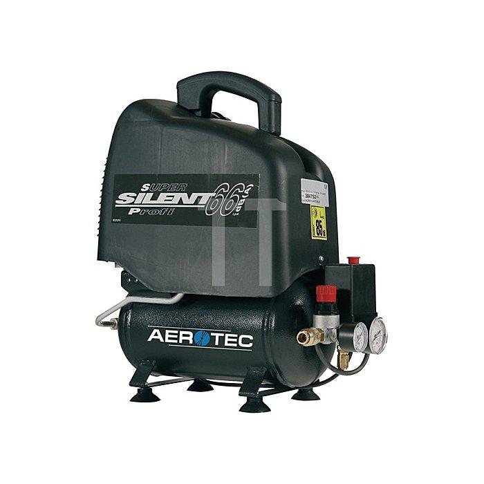 Kompressor Vento Silent 6 110L90L/6L/8bar/0,7kW/tragbar/230V