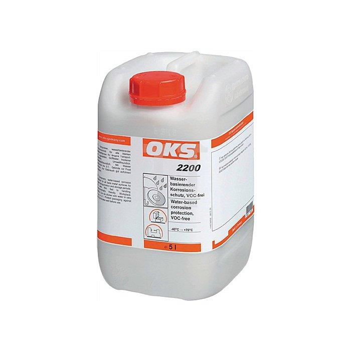 Korrosionsschutz OKS 2200 5L. Wasserbasierender VO-frei