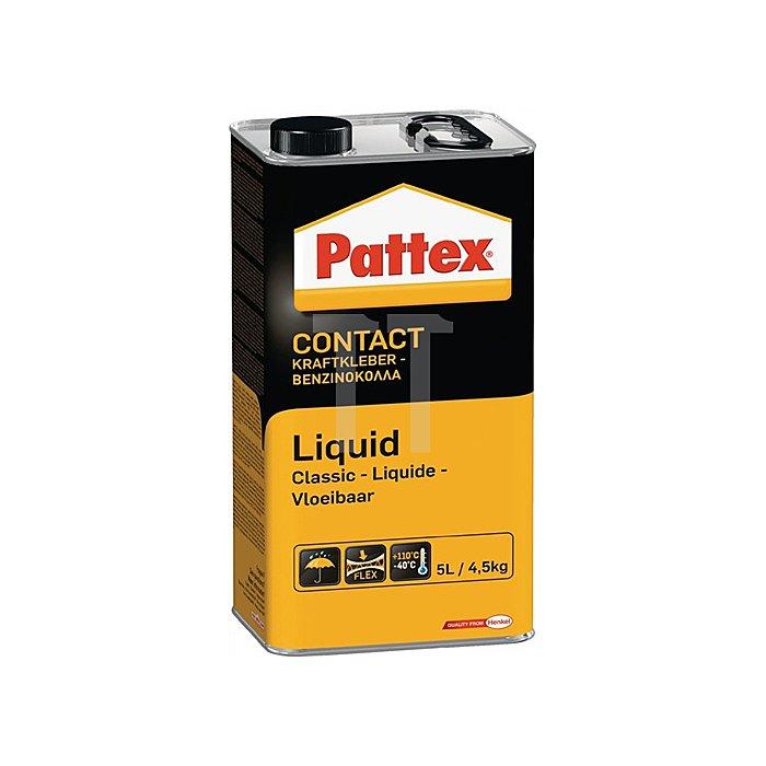 Kraftkleber Classic Contact Liquid 4,5kg.