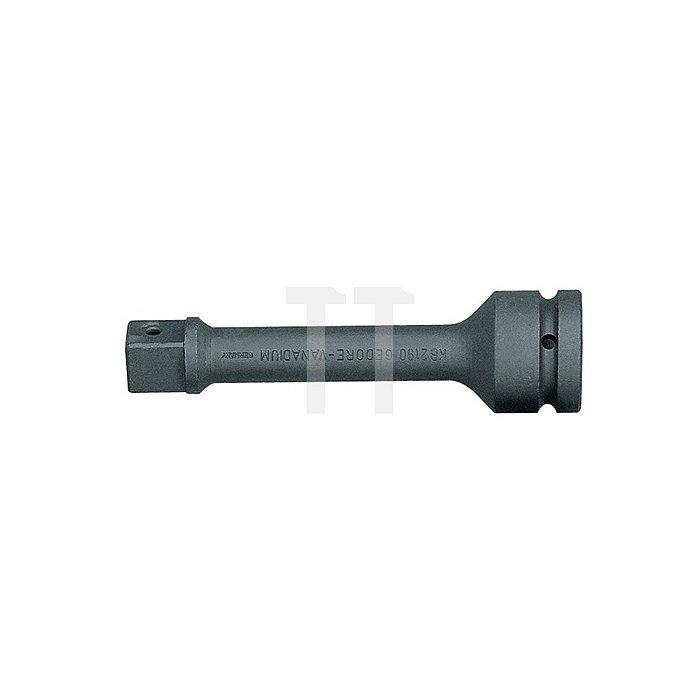 Kraftschrauber-Verlängeru ng 1Zoll 208mm