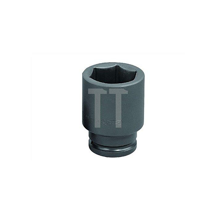 Kraftschraubereinsatz 1.1/2Zoll lang 6-kant 80mm