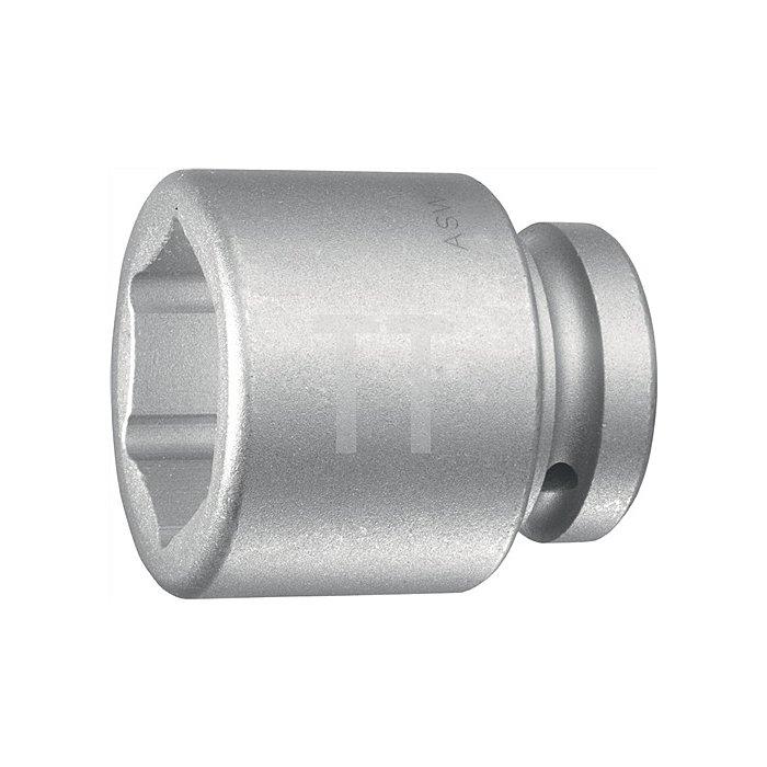 Kraftschraubersteckschlüsseleinsatz DIN3121 SW 33mm 3/4Zoll 4KT Ges.-L.56mm H20
