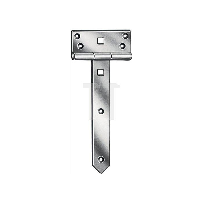 Kreuzgehänge Länge 250 Gewerbebreite 33mm leicht