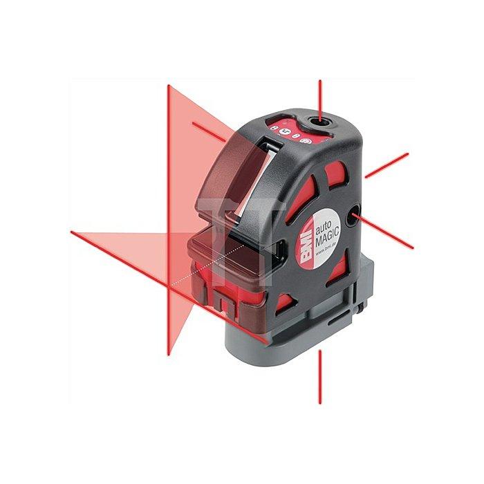 Kreuzlinien-Laser auto Magic