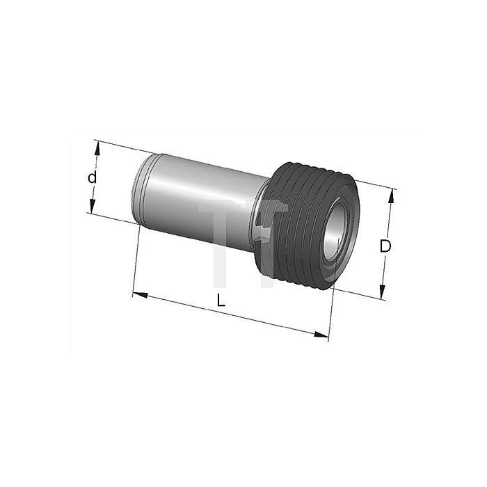 Kühlmittelübergaberohr HSK 100