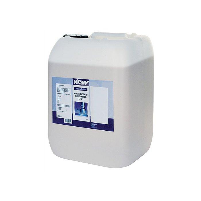 Kühlschmiermittel 10l Kanister wassermischbar NOW