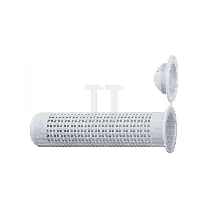 Kunststoff-Siebhülse SH 15-130 apolo MEA
