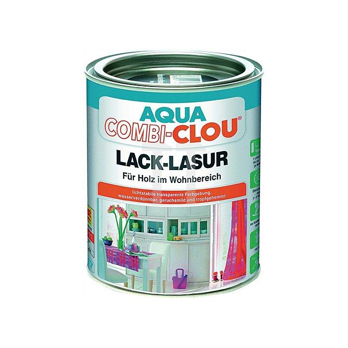 L17 AQUA COMBI-CLOU Lack-Lasur 375ml Nr. 11 kastanienbraun