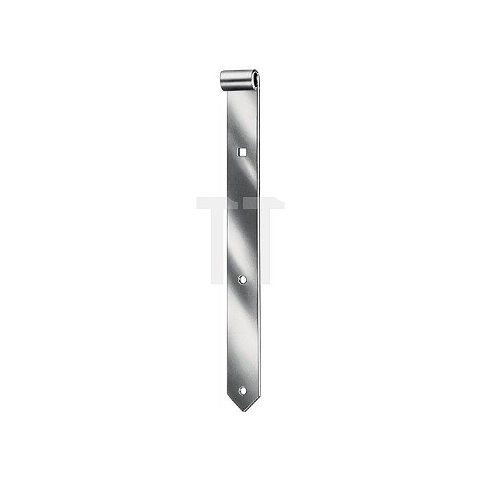 Ladenband Länge 600mm Breite 44mm Schwer