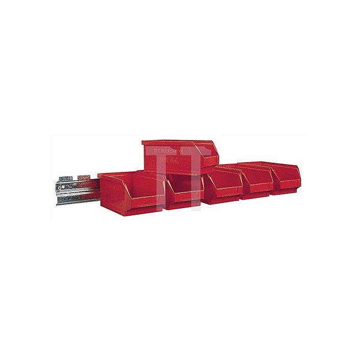 Lagerkästenset rot MK6 L.85/65mm B.100/95mm H.50mm 6er Set