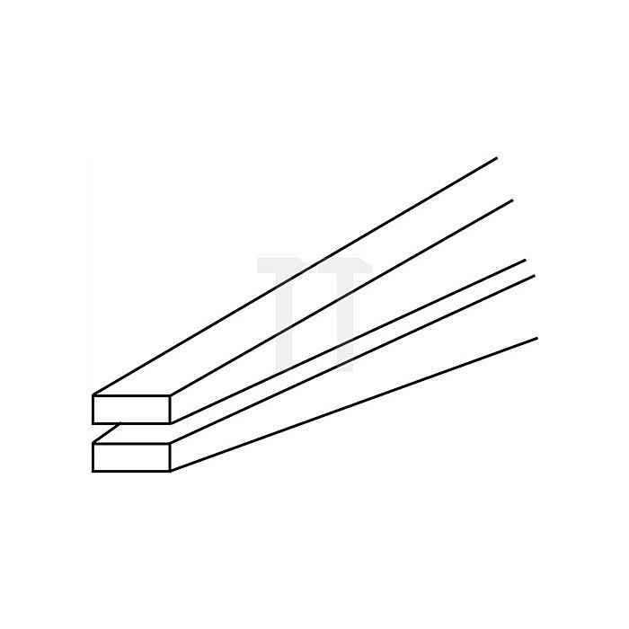 Langbeckzange L.160mm extra lang/flach pol. m.Ku.-Hüllen