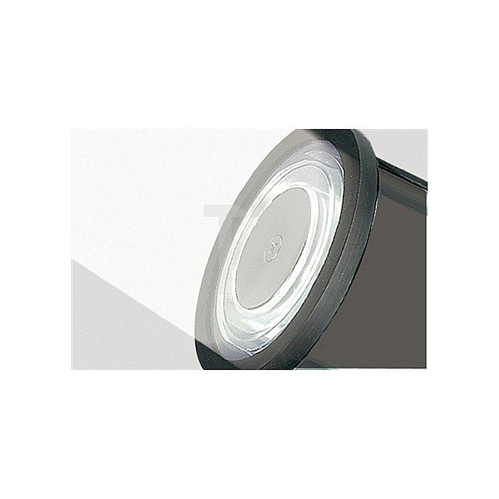 LED Akku Arbeitsleuchte, mit Warnlichtfunktion, Aufladung über Netzstecker Adapt