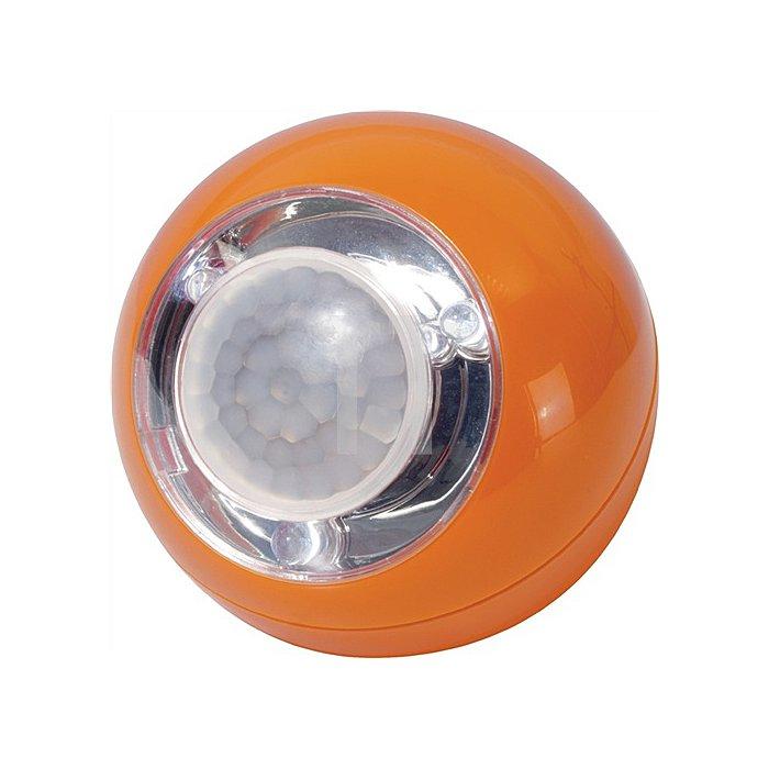 LED-Leuchte LLL 742/120Grad D64xH57mm orange