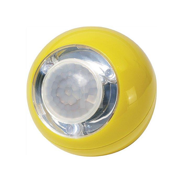 LED-Leuchte LLL 759/120Grad D64xH57mm gelb
