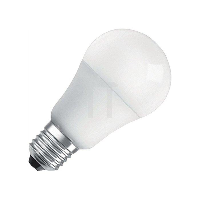 LED-Leuchtmittel 10W 230V warm weiss E27 Glühlampenform 810lm nicht dimmbar 2700K