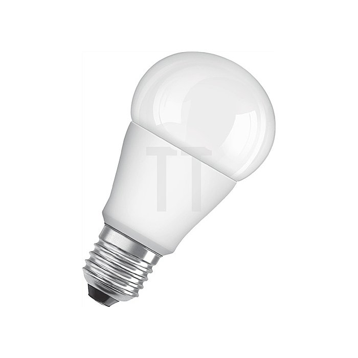 LED-Leuchtmittel 10W E27 Fassung 230-240V 806Lm warm weiss matt nicht dimmbar