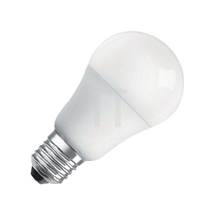 LED-Leuchtmittel 12W 230V warm weiss E27 Glühlampenform 1055lm dimmbar 2700K