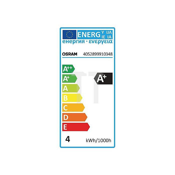 LED-Leuchtmittel 3,9W GU10 Fass. 220-240V 245Lm warm weiss nicht dimmbar