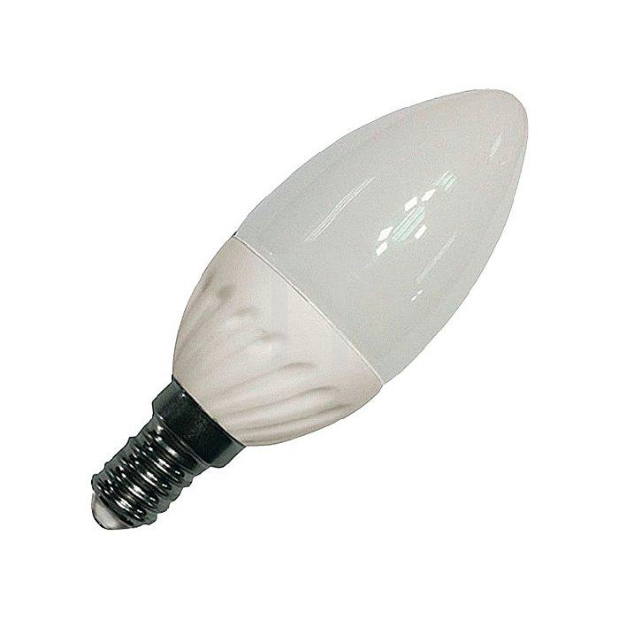 LED-Leuchtmittel 4W 230V warm weiss E14 Kerze 320lm nicht dimmbar 2900K