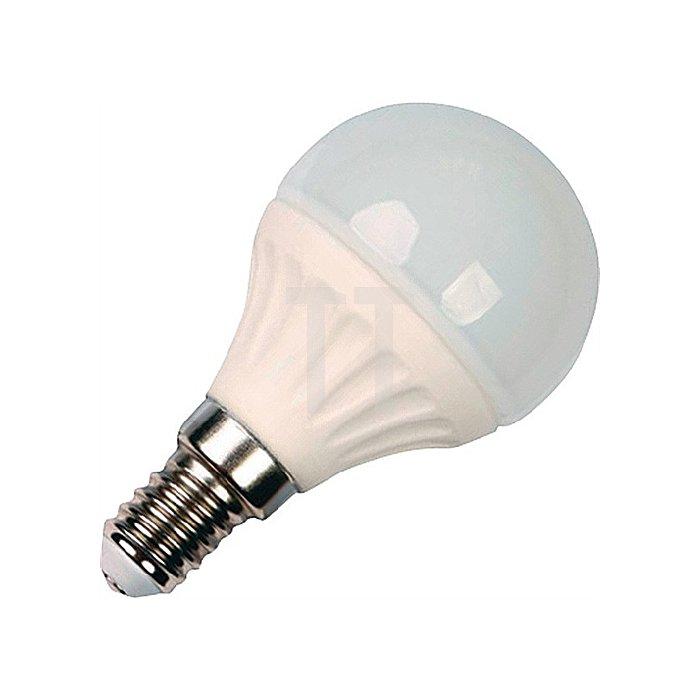 LED-Leuchtmittel 4W 230V warm weiss E14 Tropfenform 320lm nicht dimmbar 2900K
