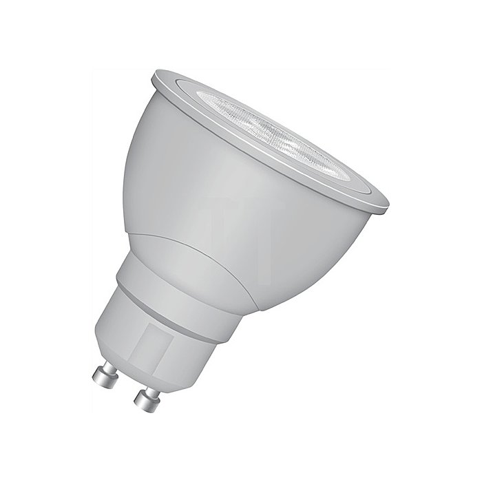 LED-Leuchtmittel 5,3W GU10 Fass. 220-240V 385Lm warm weiss dimmbar
