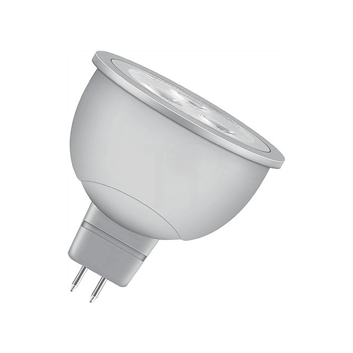 LED-Leuchtmittel 5,6W GU5,3 Fassung 12V 350Lm warm weiss nicht dimmbar