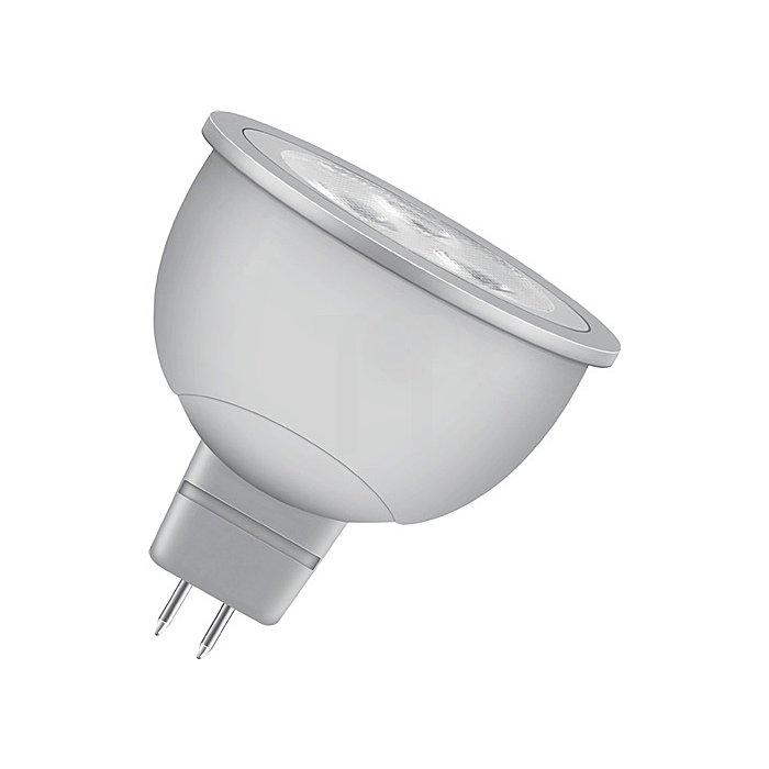 LED-Leuchtmittel 5,9W GU5,3 Fassung 12V 350Lm warm weiss dimmbar