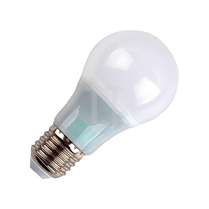 LED-Leuchtmittel 7W 230V warm weiss E27 Glühlampenform 470lm nicht dimmbar 2900K