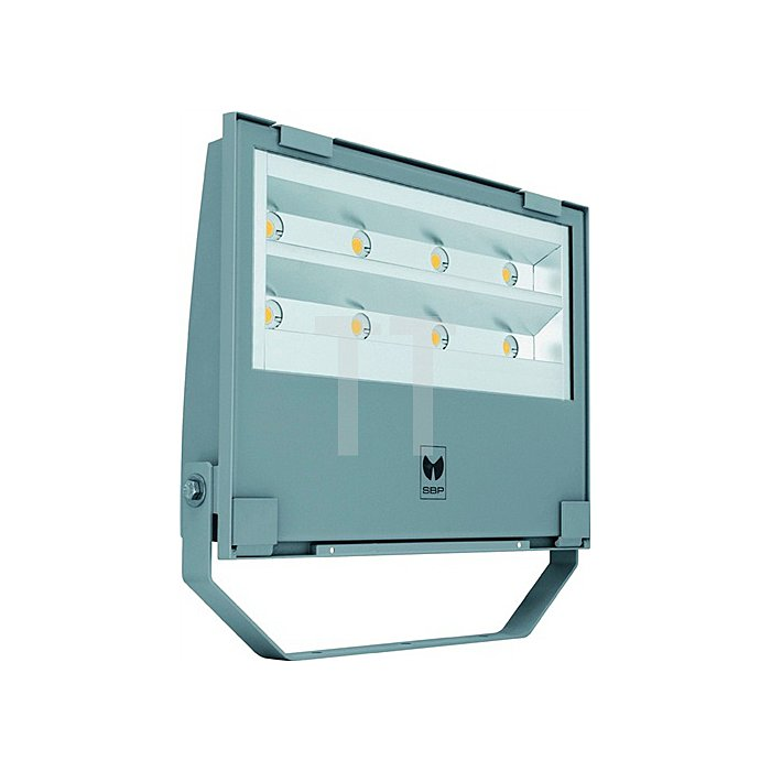 LED Strahler 212W m.8LEDs 16686Lm 5000 Kelvin asymetrisch Lebensd. 130000h IP66