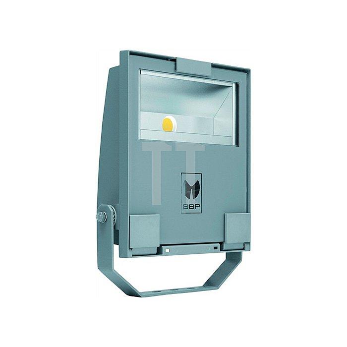 LED Strahler 58W m.1LED 5905Lm 5000 Kelvin asymetrisch Lebensd.150000h IP 44+66