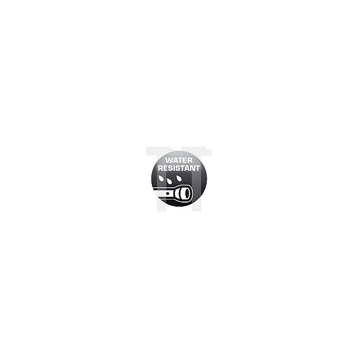 LED Taschenlampe 4W CREE 3C Batt. 300Lm Leuchtw. 220m Laufz. 110h IPX4 Blister