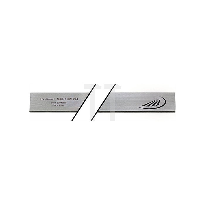 Lineal DIN874/I L.500mm