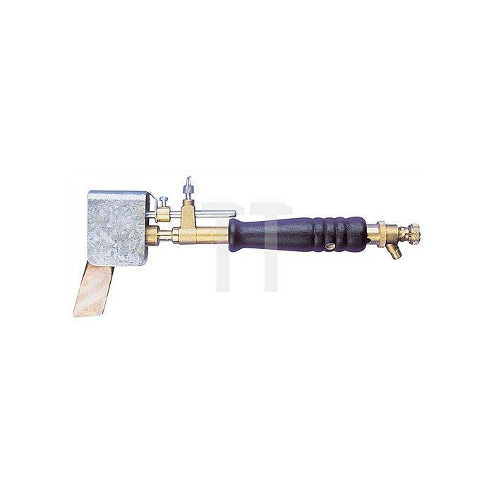 Lötkolben komplett mit Handgriff und Windschutz Anschluss G3/8 LH