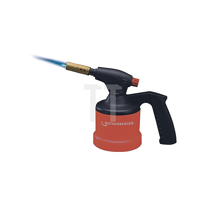 Lötlampe Roflame Piezo 1800 Grad ohne Gas z. Hartlöten u.Weichlöten